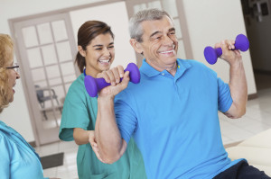 Rehabilitation and Therapy Services at Smoky Hill Health & Rehabilitation nursing home.
