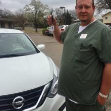 HMG Healthcare Star of The Year - Sam Gandee